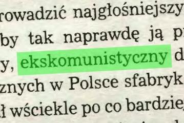 ekskomunistyczny