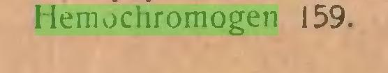 (...) Hemochromogen 159...